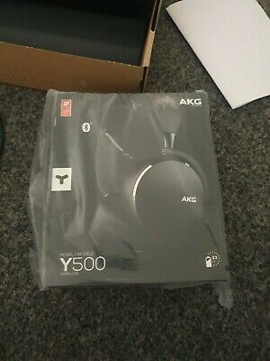 Samsung Akg Y500 Wireless Headphones Brand New Never Used RRP129 • 40£