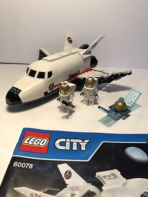 Lego City Space Shuttle 60078 Complete • 0.99£