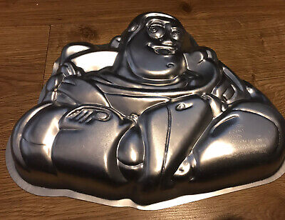Wilton Buzz Lightyear Pan Cake Tin 3d Birthday Cake Toy Story Fan RARE • 6.50£