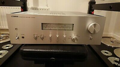 Yamaha A-S1200 Integrated Amplifier, In Original Box With Remote • 1,800£