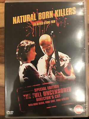 Natural Born Killers: Director's Cut DVD (2003)  • 3.20£