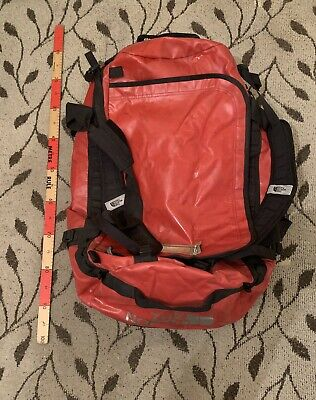 THE NORTH FACE - Base Camp Duffel Waterproof Travel Bag Size L Used • 25£