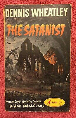 Dennis Wheatley - The Satanist - Paperback - 1962 - Occult - Book • 3.20£
