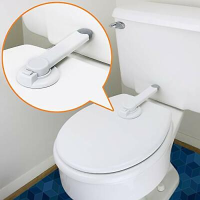 £9.53 • Buy Toilet Lock Child Safety - Ideal Baby Proof Toilet Seat Lock  Adhesive (1 Pack)