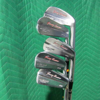 $85 • Buy Circa 1955-'57 MacGregor Tommy Armour Silver Scot Model P59  2,3,5,6,7 Irons