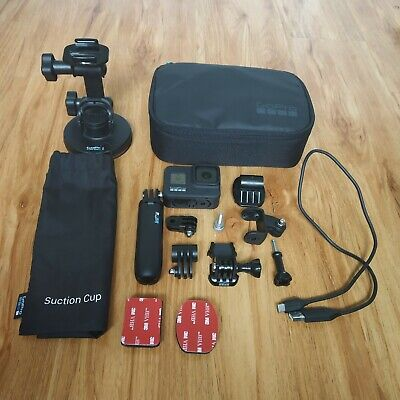AU450 • Buy GoPro HERO8 4K BLACK With Accessories 🇭🇲   Express Post   🎅 Xmas Gift 🎅