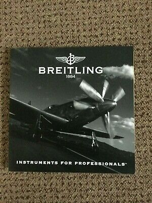 £26 • Buy Breitling Catalogue Of Watches And Price .
