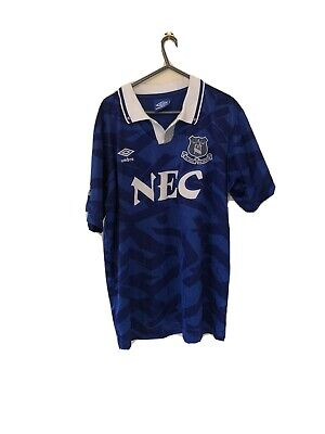 Everton Early 90s Remake Shirt • 5£
