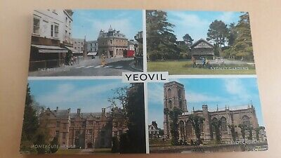 Postcard Yeovil Somerset Multiview Postcard  • 0.99£