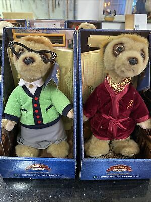 Compare The Meerkat Toy Alexandr And Yakov • 0.99£