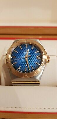 Omega Constellation Rose Gold In Superb Condition With Box And Papers • 5,490£