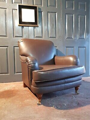 Marks And Spencer Leather Armchair  • 350£