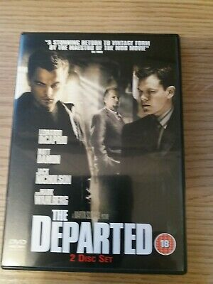 The Departed 2 Disc Dvd • 0.99£