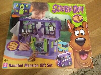 Scooby-Doo Haunted Mansion Gift Set • 29.99£