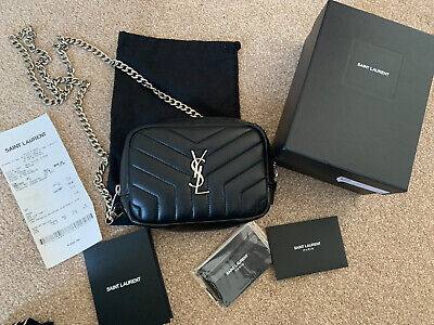 Ysl Bag Boxed With Recipet • 295£