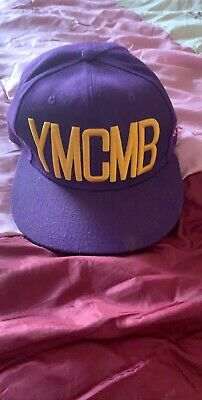 YMCMB Snapback Cap Hat NEW Without Tags • 10£