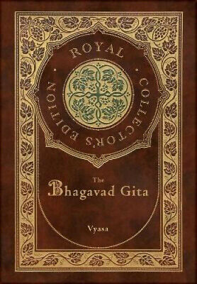 AU65.91 • Buy The Bhagavad Gita (Royal Collector's Edition) (Annotated) (Case Laminate