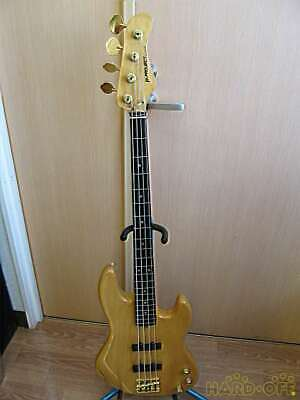P-Project Jass Bass With Case Good Product To Use In Japan • 895.89£