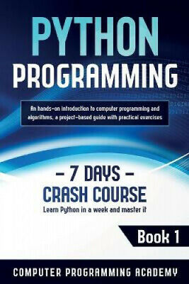 AU28.53 • Buy Python Programming: Learn Python In A Week And Master It. An Hands-On