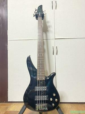 Yamaha RBX375 Electric Bass Black 2008 Good Used From Japan • 462.58£
