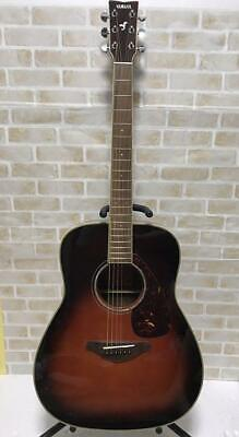 Yamaha Acoustic Guitar FG730S Good Product To Use In Japan • 613.23£