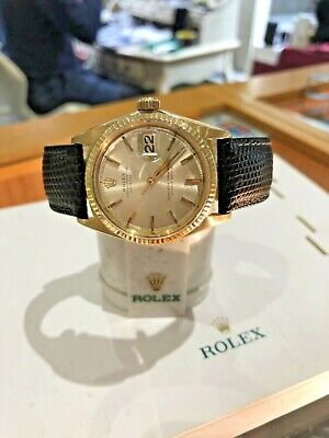 $ CDN8582.62 • Buy Rolex DateJust 1601 14k Yellow Gold