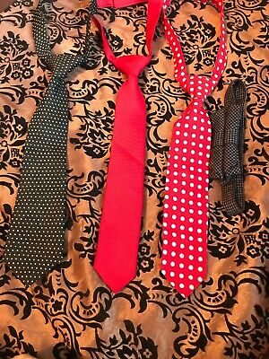 Boys Ties And Dickie Bow 12-24 Month • 4£