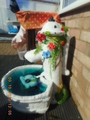 Water Feature With Pump And Led Lights • 35£
