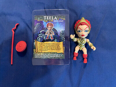 $13 • Buy The Loyal Subjects Masters Of The Universe Snake Staff Teela Rare