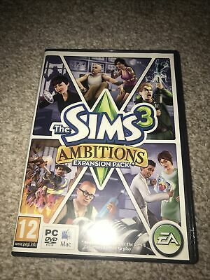 The Sims 3: Ambitions (PC: Mac, 2010) • 0.99£
