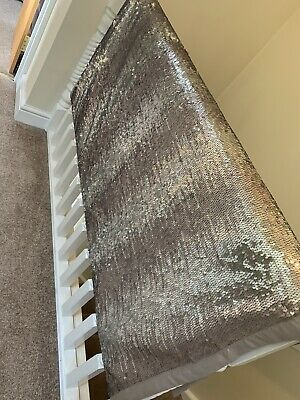 Kylie Minogue Sequin Bed Throw Ex Showhome • 41£