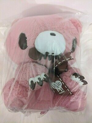 UK SELLER Chax GP Gloomy Bear Pink Valentines Sweet V&W Plush 30cm RARE Japan • 49£