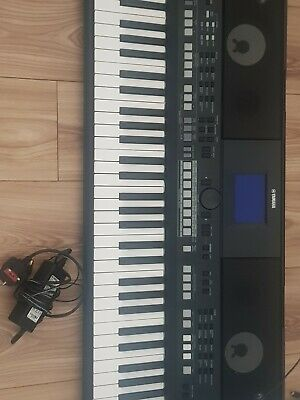 Yamaha Digital Keyboard PSR-S650 • 225£
