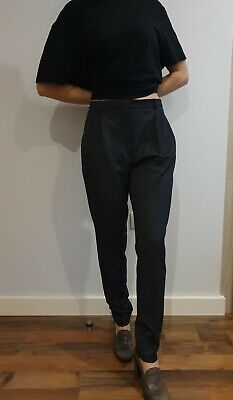 Women's Mango Suit Grey Trousers New Will Fit UK 10 • 7.99£