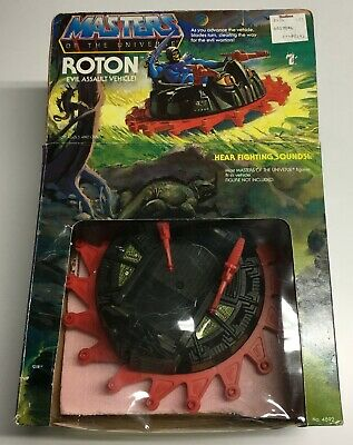 $64.95 • Buy MOTU, Vintage, Roton With Original Box And Manual,  Mattlel 1983