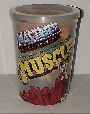 $26.20 • Buy Super7 MOTU MUSCLE Wave 2 Trash Can New Sealed Masters Of The Universe