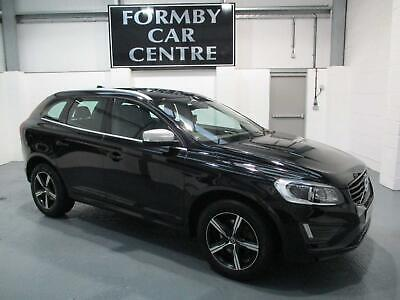 2016 Volvo XC60 2.4 D4 R-Design Lux Nav Geartronic AWD (s/s) 5dr • 15,495£
