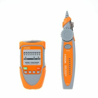 Cable Tracker Circuit Fault Telephone Wire Tracer Network Detector Line Finder • 33.06£