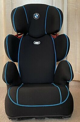 Children  Car Seat. BMW Adjustable Junior Car Seat II-III,  15-36 Kg,  3-12 Yrs • 52£