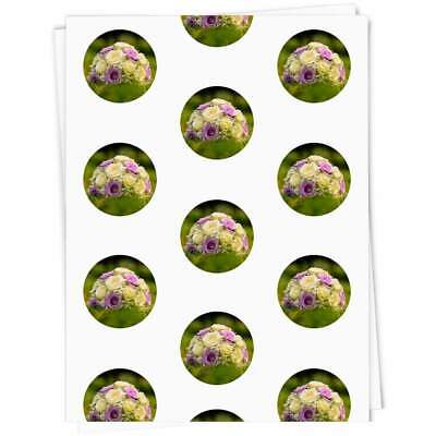 'Bouquet' Gift Wrap / Wrapping Paper (GI074050) • 4.99£