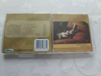 Tranquility Music That Creates A Gentle Comfort Music Cd, • 0.50£