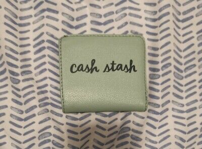 Fossil Wallet Purse Mint Green • 2.49£