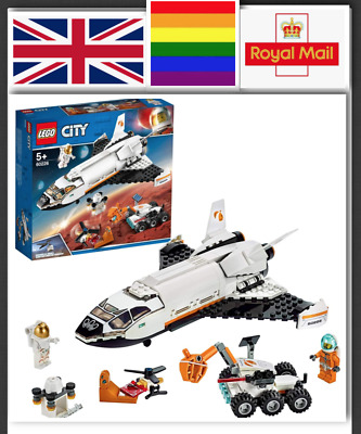LEGO Shuttle Spaceship Construction Kids NASA Airplane Play Toys Uk • 29.99£