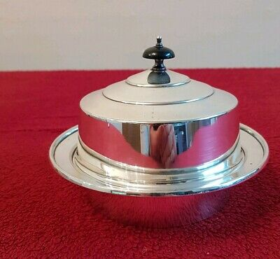 Silver Plated Entree Dish  • 35£