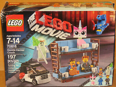 $ CDN48.66 • Buy LEGO Movie 70818 - Double-Decker Couch (New In Damaged Box)