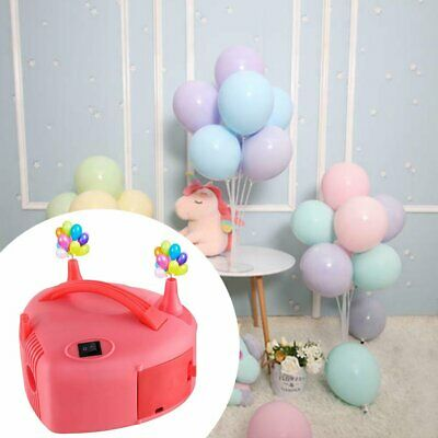 £19.99 • Buy Electric Pump Inflator Ballon Pump Air Blower Inflate Christmas Balloon Party