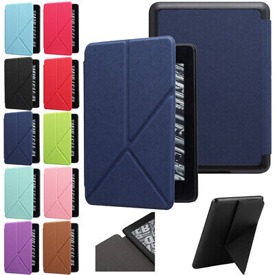 AU11.76 • Buy Leather Smart Case Cover For Amazon Kindle Paperwhite 1/2/3/4 10th/7/6/5th Gen