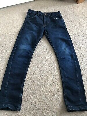 Boys Skinny Jeans 8-9 Years  - Barely Worn • 1.90£