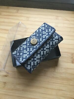 Tommy Hilfiger Purse Wallet In Navy And Grey • 5£