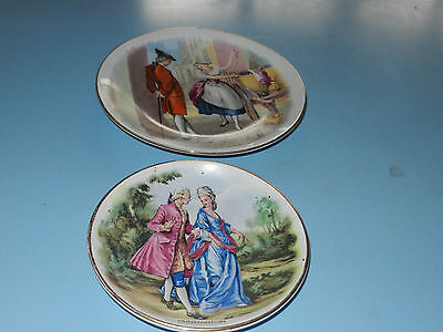 2 Liverpool Road Pottery Collectors Plates In Very Good Condition • 10£